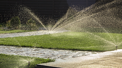Lawn Irrigation Installation Southern Maryland