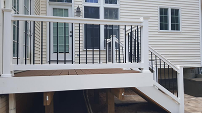 Southern Maryland Maintenance Free Deck