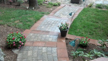Dunkirk hardscaping patios