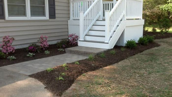 Huntingtown landscaping