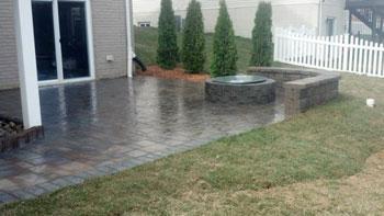 Leonardtown hardscaping patios