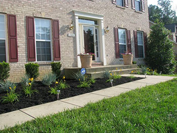 Prince Frederick landscaping